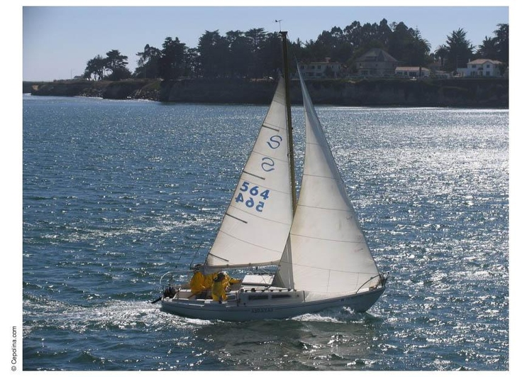 Photo sail boat