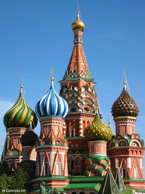 Photo Saint Basil´s Cathedral