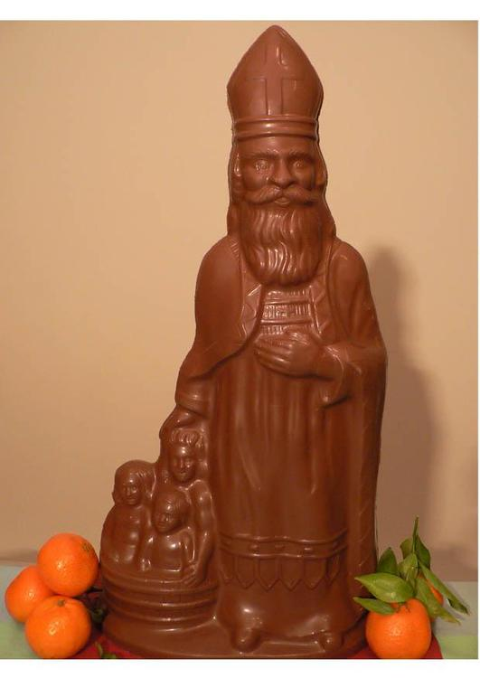 Saint Nicholas Chocolate