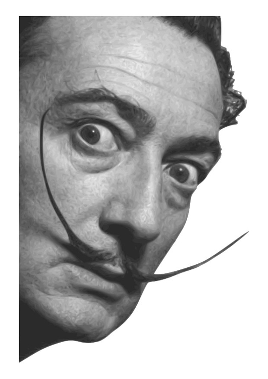 Photo Salvador Dali