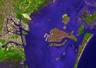 Photo satelite photo Venice