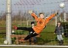 Photo soccer - (goal)keeper