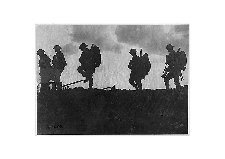 Photo soldiers,1918