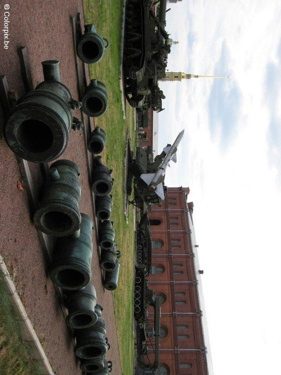 Soviet weapons, St. Petersburg