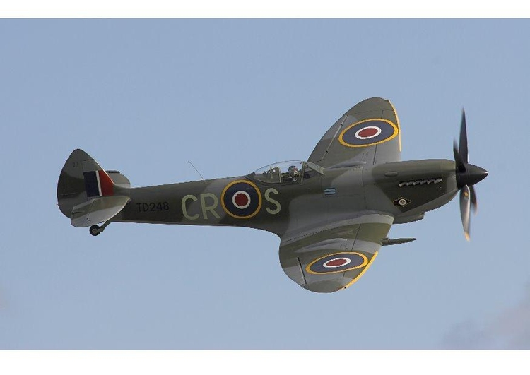 Photo Spitfire fighter plane