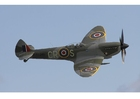 Photo Spitfire fighter plane