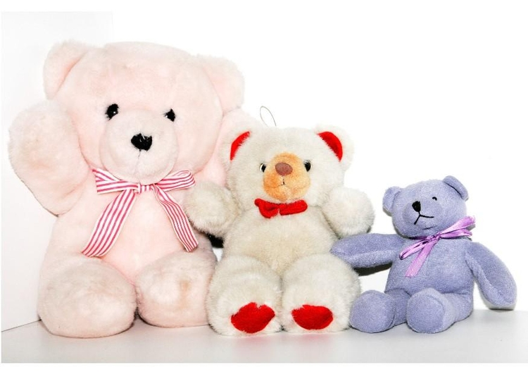 Photo teddy bears