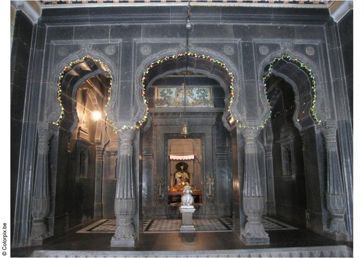 Photo temple interior