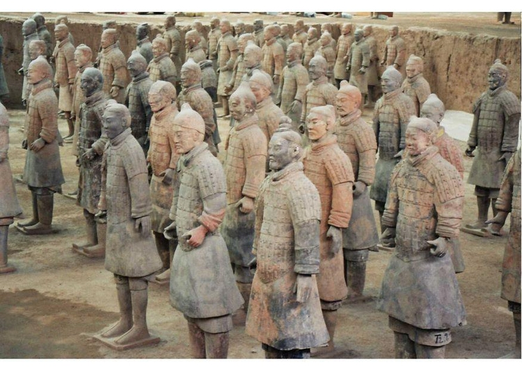 Photo terra cotta army 2