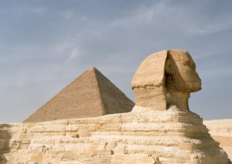 Photo Pyramid & The Sphinx