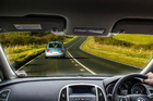 Photo to drive a car