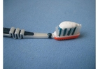 Photos toothbrush with toothpaste