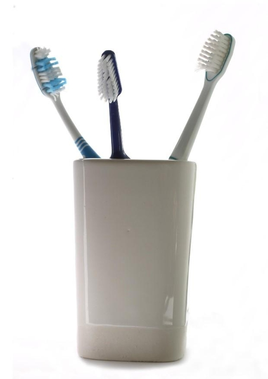 Photo toothbrushes