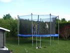 Photo trampoline