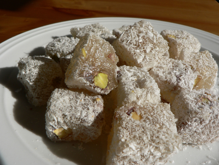 Photo Turkish delight