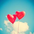 Photo Valentine balloons