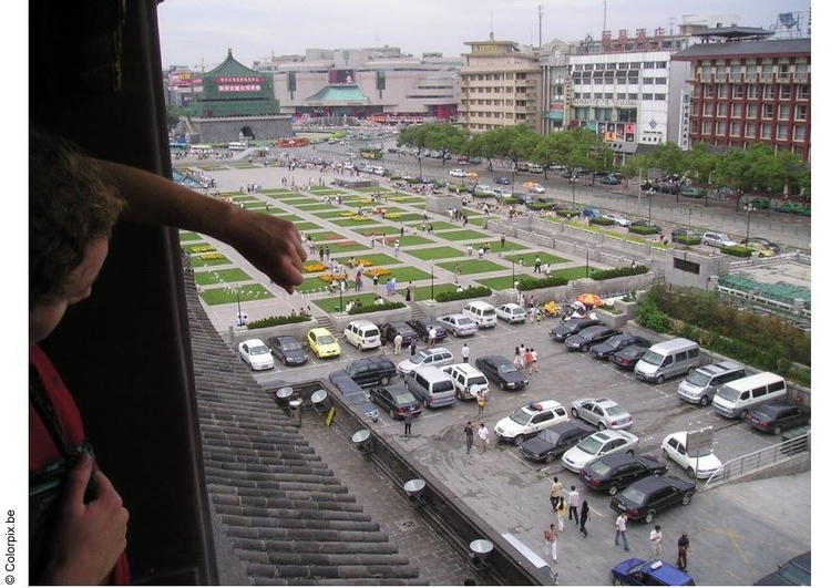 Photo view of Xian