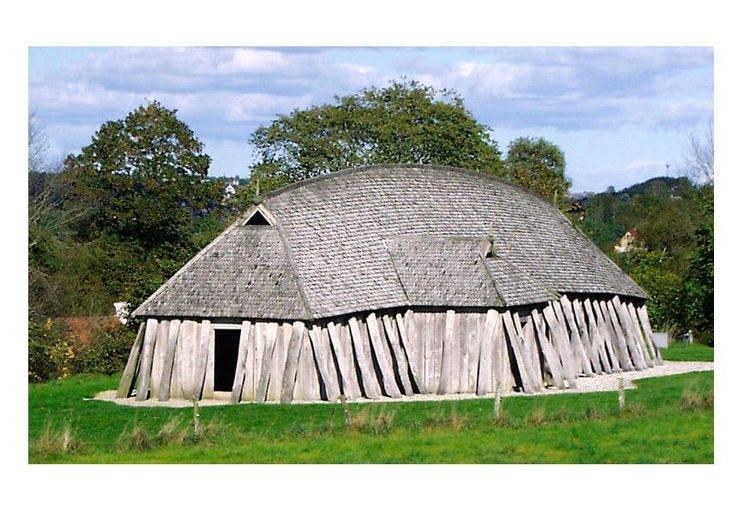 Photo Viking house