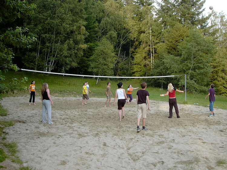 Photo volleyball