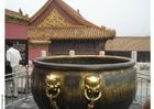 Photo water bucket, Forbidden City