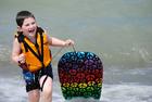 Photo water fun