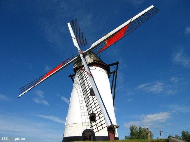 Photo wind mill 1