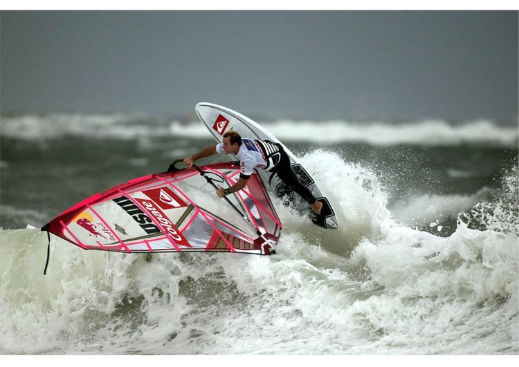 Photo windsurfing