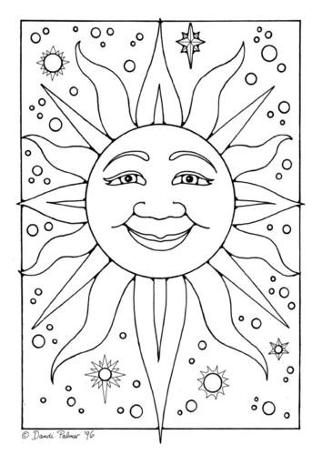 sun t9218, anaokulu güneş boyama