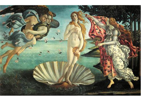Image The Birth of Venus.